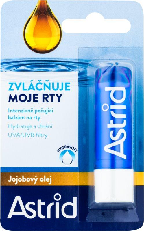 Astrid Lip Care intenzíven ápoló ajakbalzsam jojoba olajjal
