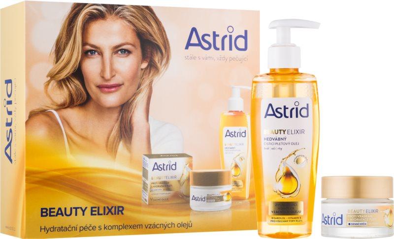Astrid Beauty Elixir coffret cosmétique I.