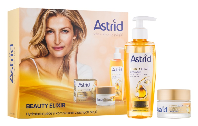 Astrid Beauty Elixir Kosmetik-Set  I.