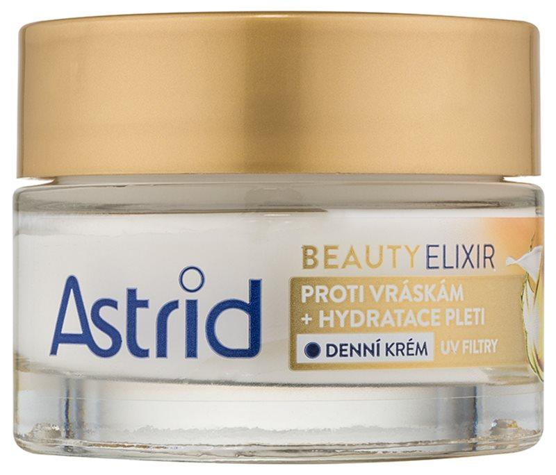 Astrid Beauty Elixir crème de jour hydratante anti-rides