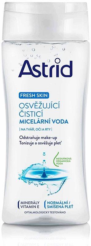 Astrid Fresh Skin eau micellaire nettoyante et rafraîchissante