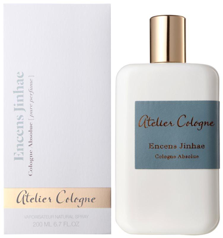 Atelier Cologne Encens Jinhae parfüm unisex 200 ml