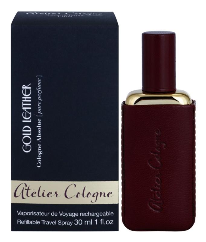 Atelier Cologne Gold Leather подаръчен комплект II.