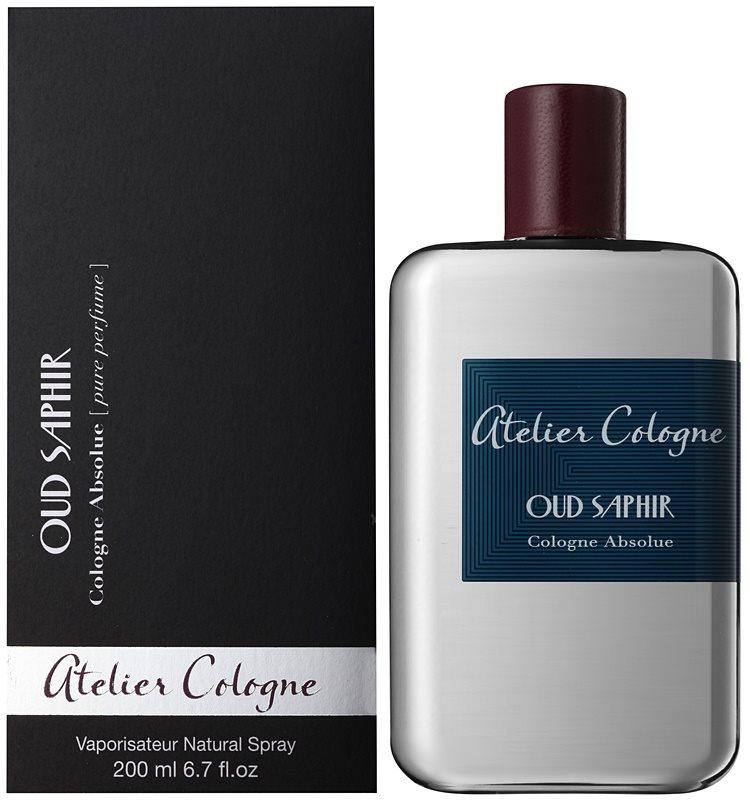 Atelier Cologne Oud Saphir parfém unisex 200 ml