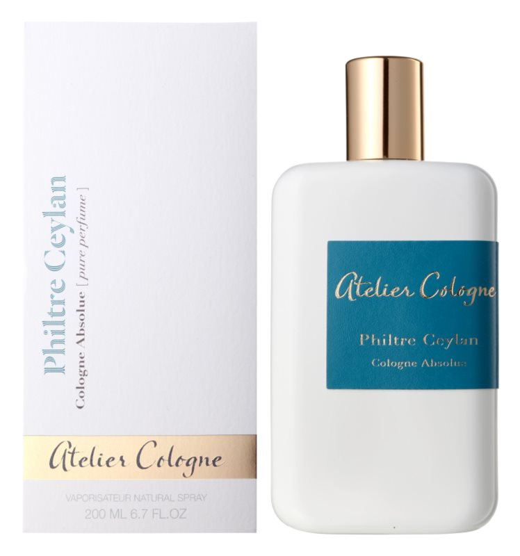 Atelier Cologne Philtre Ceylan perfumy unisex 200 ml