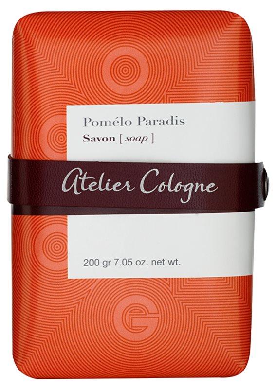 Atelier Cologne Pomelo Paradis parfémované mydlo unisex 200 g