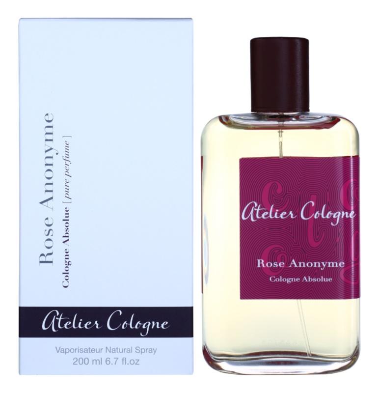 Atelier Cologne Rose Anonyme parfüm unisex 200 ml