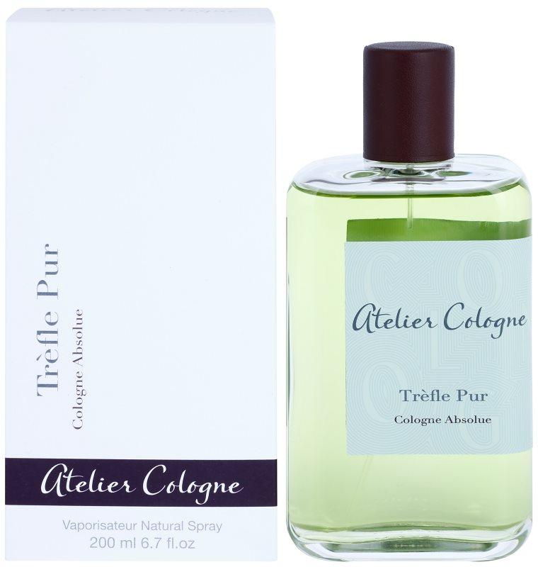 Atelier Cologne Trefle Pur parfém unisex 200 ml