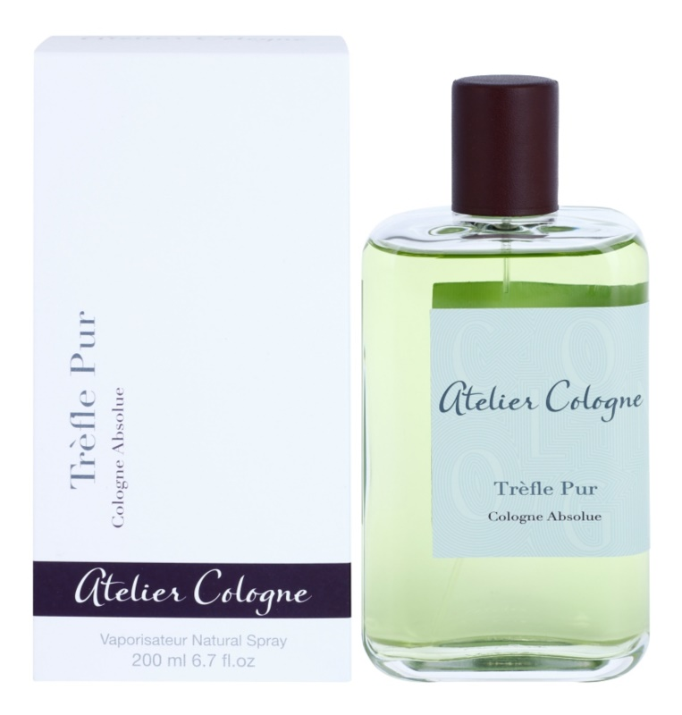 Atelier Cologne Trefle Pur perfumy unisex 200 ml