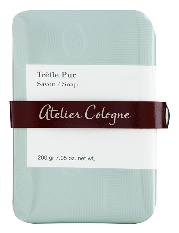 Atelier Cologne Trefle Pur парфумоване мило унісекс 200 гр