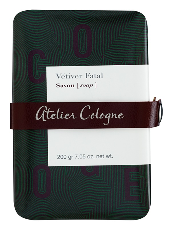 Atelier Cologne Vetiver Fatal sapun parfumat unisex 200 g