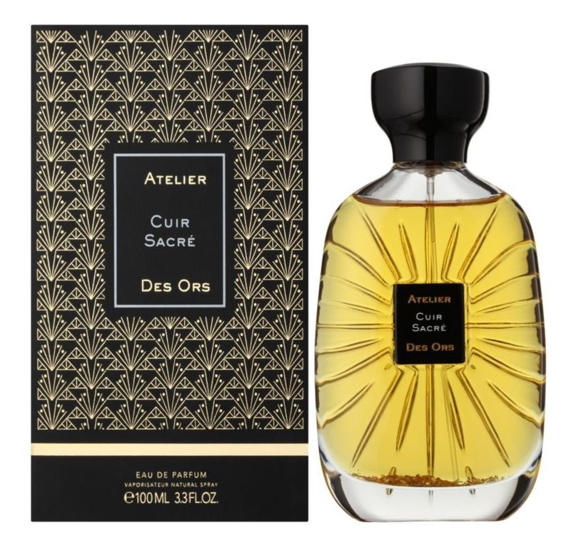 Atelier des Ors Cuir Sacré Eau de Parfum unisex 100 ml