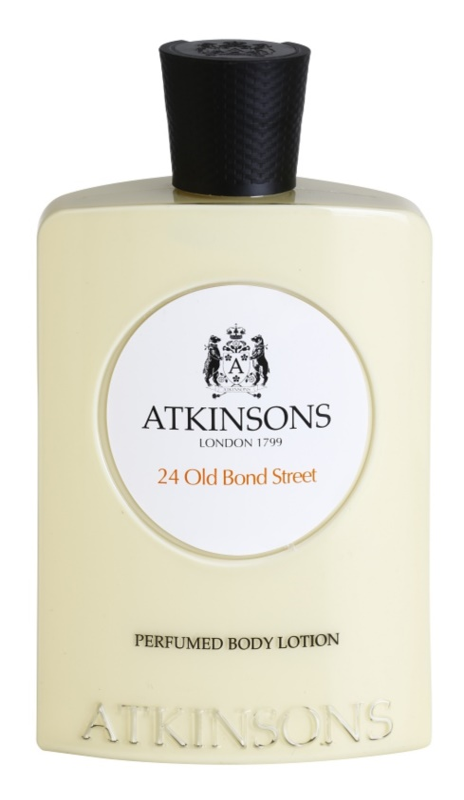 Atkinsons 24 Old Bond Street tělové mléko pro muže 200 ml