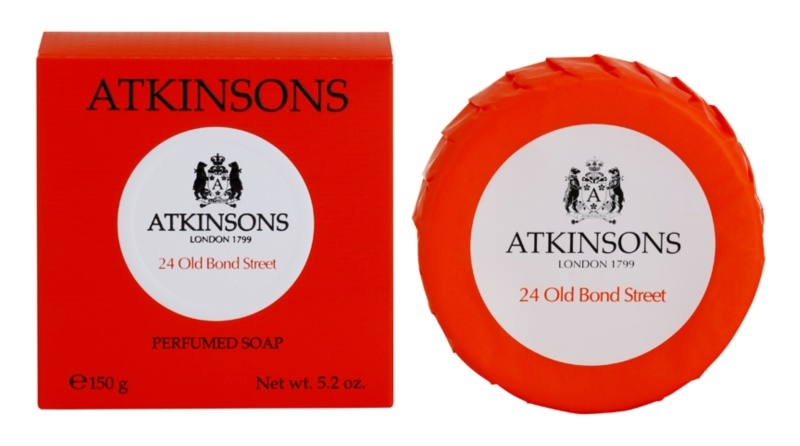 Atkinsons 24 Old Bond Street Perfumed Soap for Men 150 g