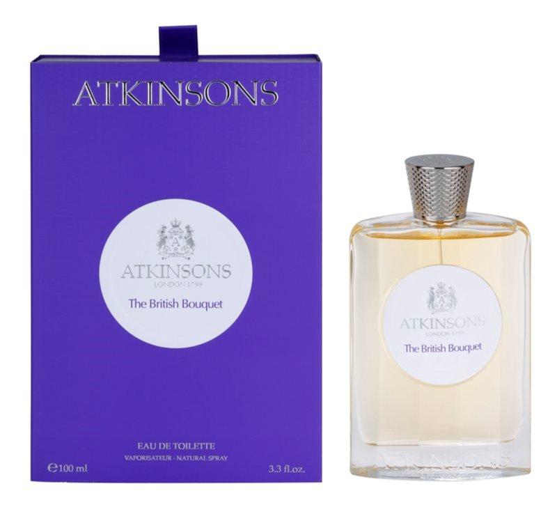 Atkinsons The British Bouquet woda toaletowa unisex 100 ml