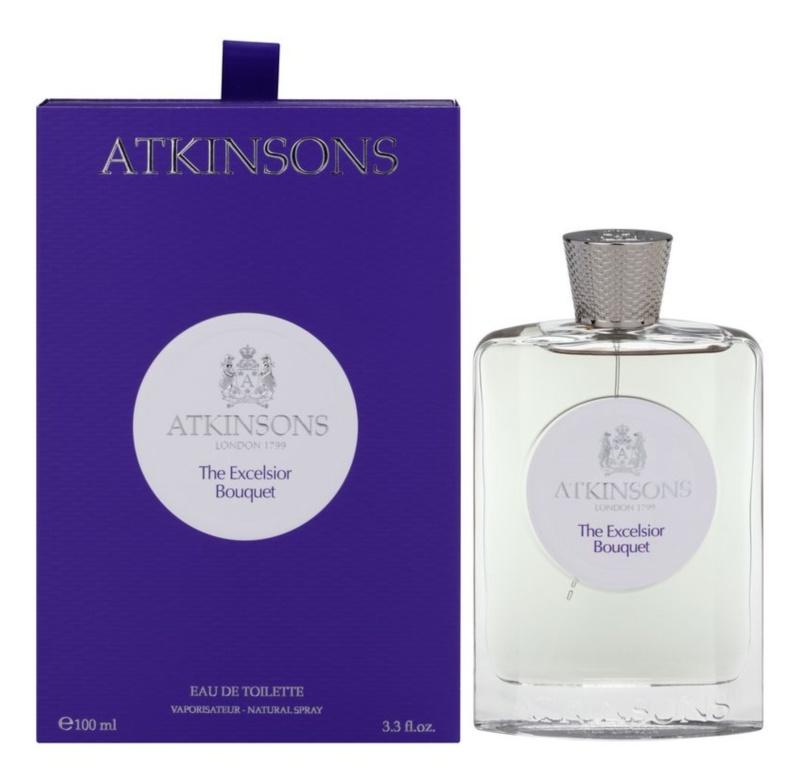 Atkinsons Excelsior Bouquet toaletní voda unisex 100 ml