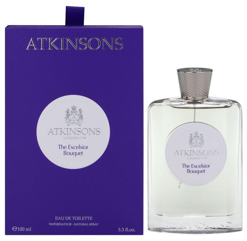 Atkinsons Excelsior Bouquet woda toaletowa unisex 100 ml