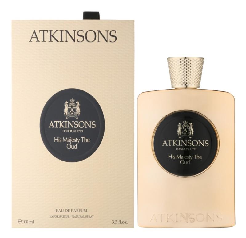 Atkinsons His Majesty Oud parfémovaná voda pro muže 100 ml