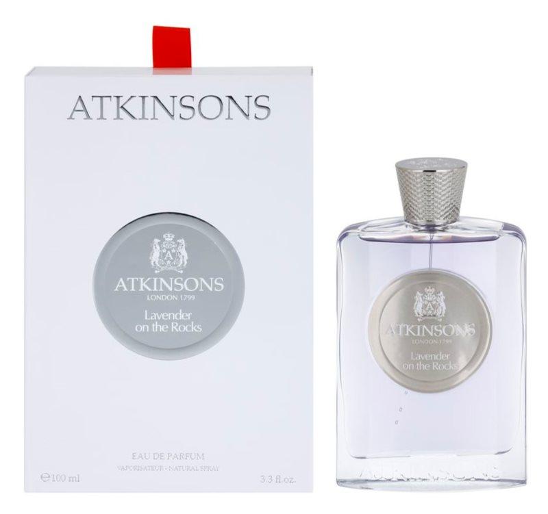 Atkinsons Lavender On The Rocks parfémovaná voda unisex 100 ml