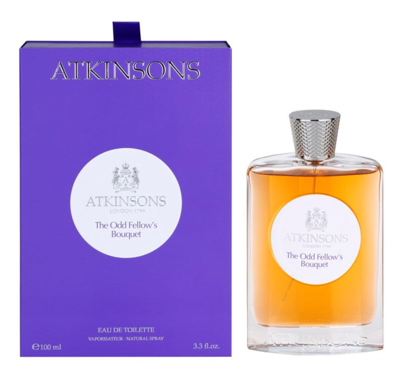 Atkinsons The Odd Fellow's Bouquet Eau de Toilette for Men 100 ml