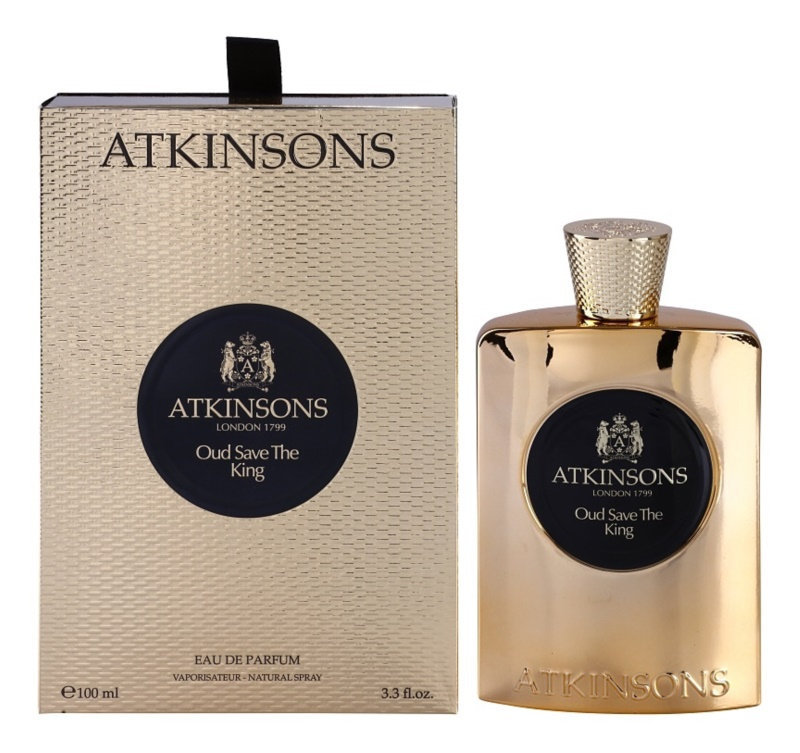 Atkinsons Oud Save The King парфюмна вода за мъже 100 мл.