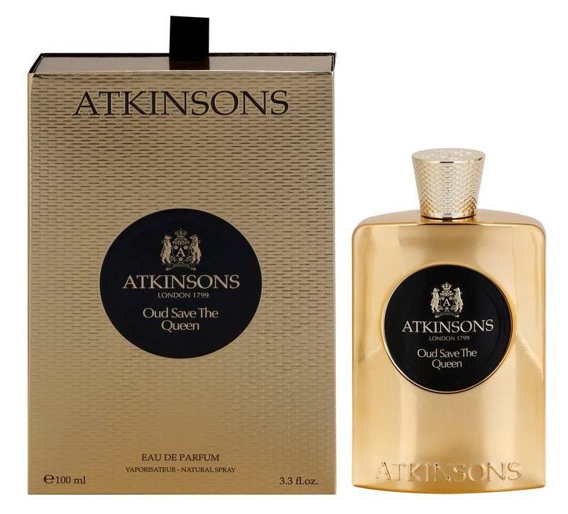 Atkinsons Oud Save The Queen woda perfumowana dla kobiet 100 ml