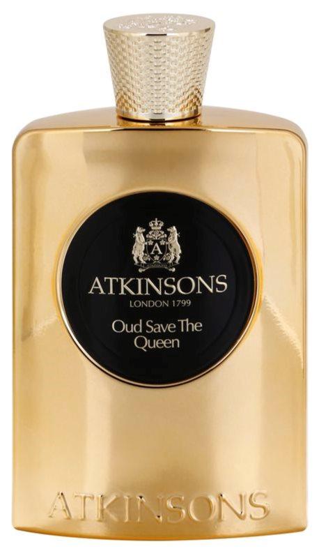 Atkinsons Oud Save The Queen Eau de Parfum para mulheres 100 ml