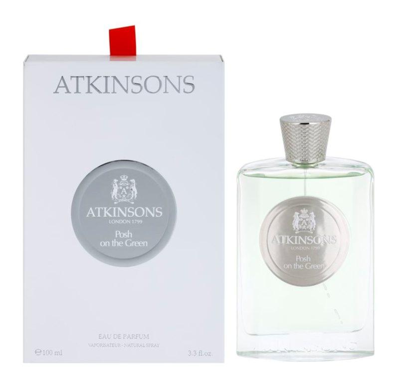 Atkinsons Posh On The Green eau de parfum mixte 100 ml