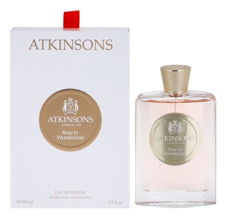 Atkinsons Rose In Wonderland Parfumovaná voda unisex 100 ml