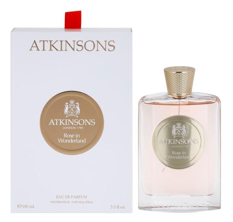 Atkinsons Rose In Wonderland woda perfumowana unisex 100 ml