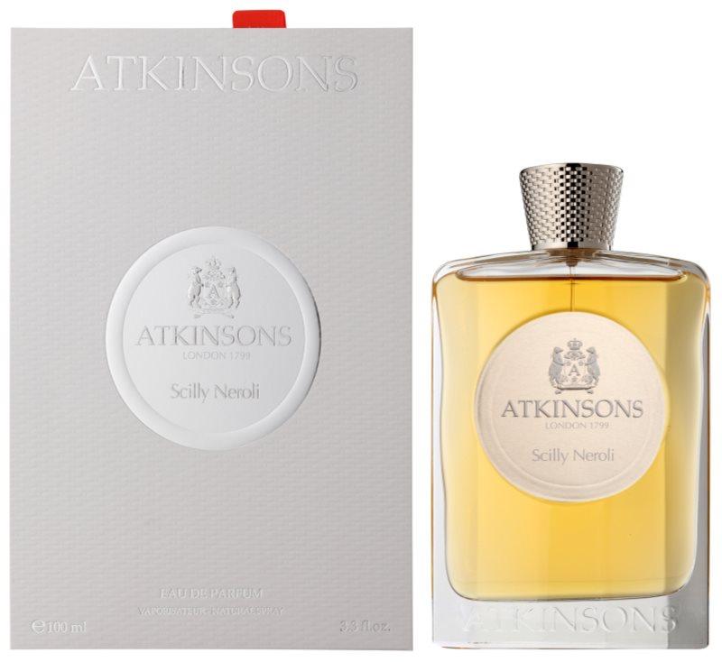 Atkinsons Scilly Neroli парфюмна вода унисекс 100 мл.