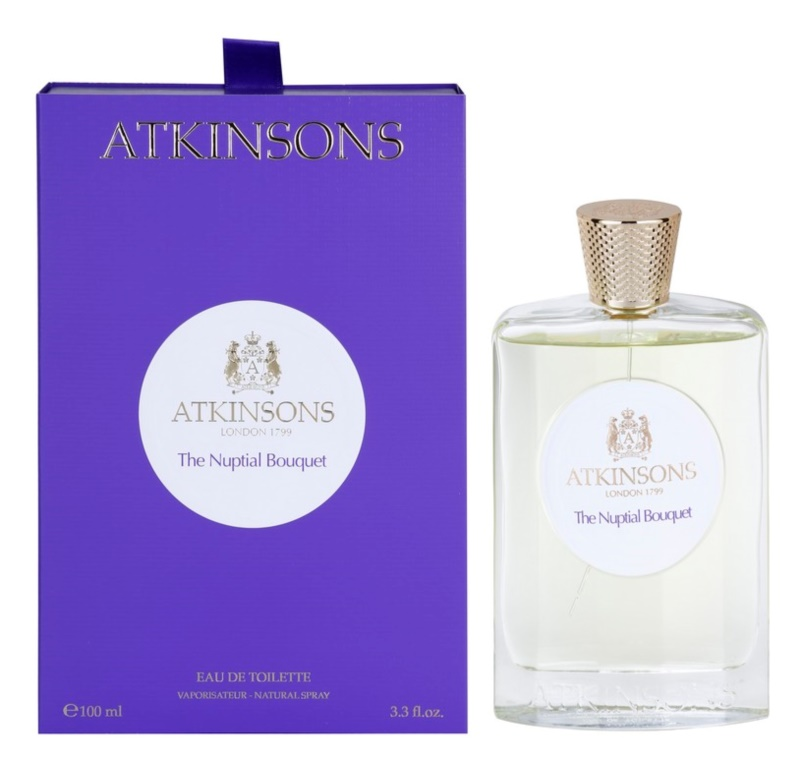 Atkinsons The Nuptial Bouquet eau de toilette per donna 100 ml