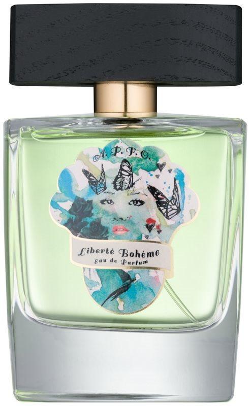 Au Pays de la Fleur d'Oranger Liberte Boheme Parfumovaná voda unisex 100 ml