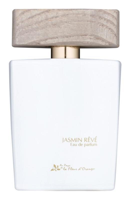 Au Pays de la Fleur d'Oranger Jasmin Reve Eau de Parfum para mulheres 100 ml sem embalagem