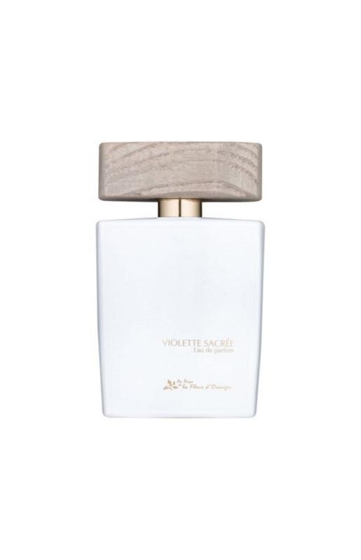 Au Pays de la Fleur d'Oranger Violette Sacree Eau de Parfum para mulheres 100 ml sem embalagem