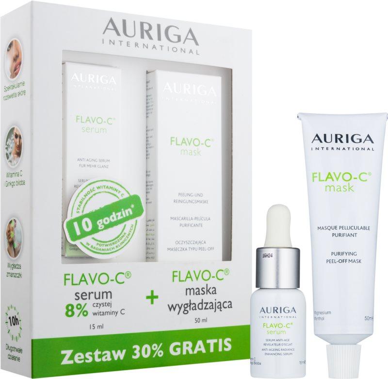 Auriga Flavo-C kosmetická sada I.