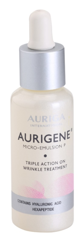 Auriga Aurigene Micro-Emulsion P émulsion anti-rides
