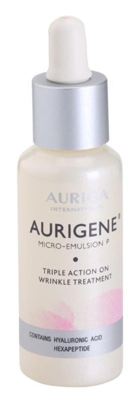 Auriga Aurigene Micro-Emulsion P emulsione antirughe