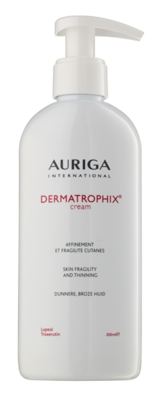 Auriga Dermatrophix creme corporal refirmante contra envelhecimento da pele