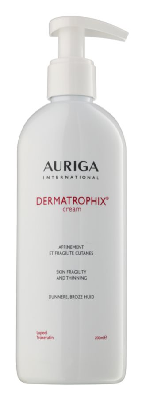 Auriga Dermatrophix stärkende Körpercrem gegen Hautalterung