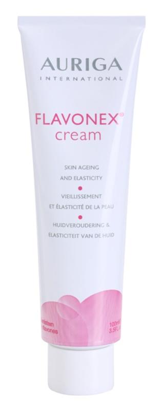 Auriga Flavonex crema viso e corpo contro i segni di invecchiamento