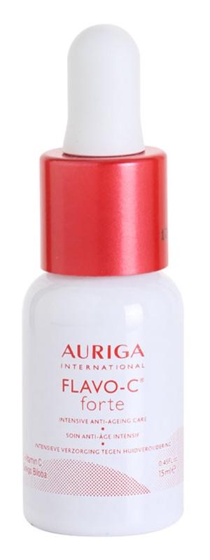 Auriga Flavo-C intenzív ránctalanító ápolás