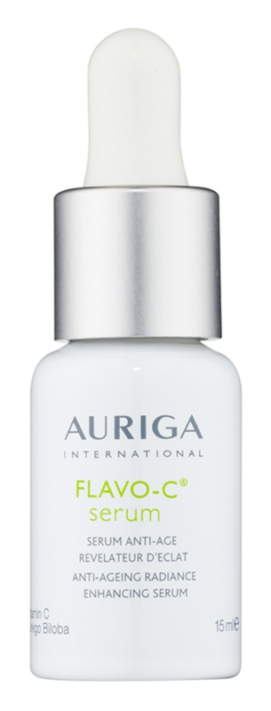 Auriga Flavo-C siero antirughe per tutti i tipi di pelle