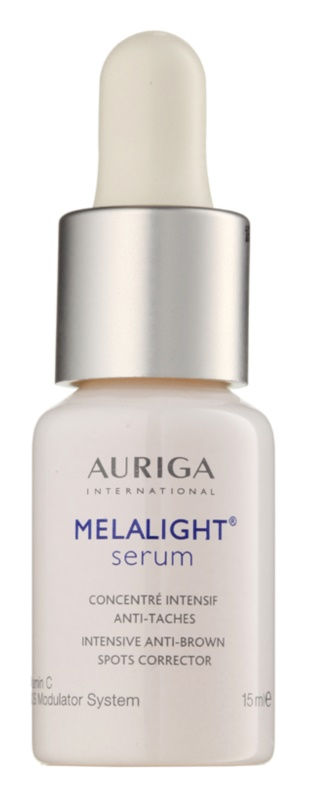 Auriga Melalight sérum anti-taches pigmentaires