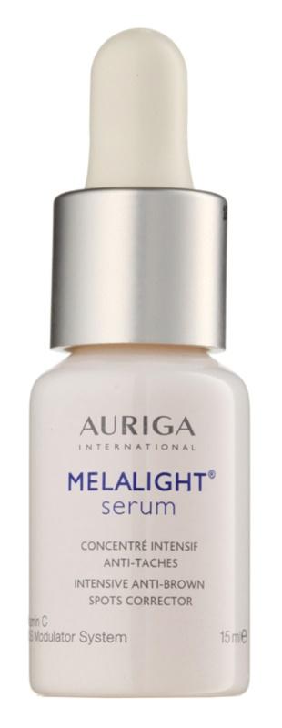 Auriga Melalight sérum proti pigmentovým škvrnám