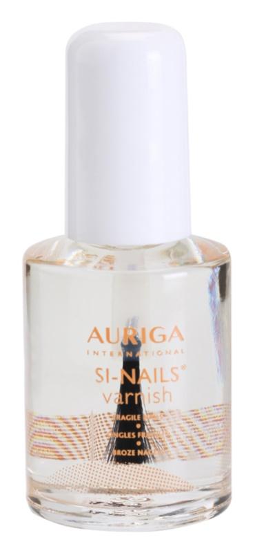 Auriga Si-Nails smalto per unghie rigenerante