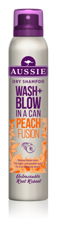 Aussie Colour Mate Dry Shampoo For Colored Hair