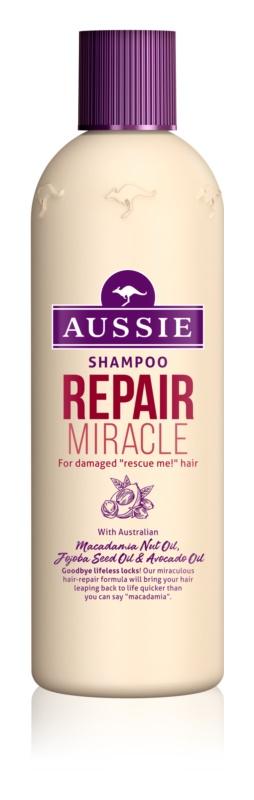 Aussie Repair Miracle šampón pre nepoddajné vlasy