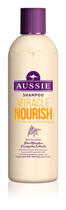 Aussie Miracle Nourish Voedende Shampoo  voor het Haar