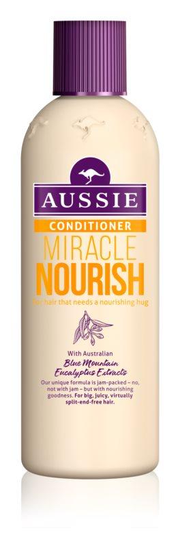 Aussie Miracle Nourish odżywka odżywiająca do włosów